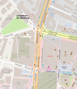Lernzentrum am Killesberg - Wolframstrasse 58 - 70191 Stuttgart