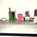 Abitur Vorbereitung: Schreibtisch