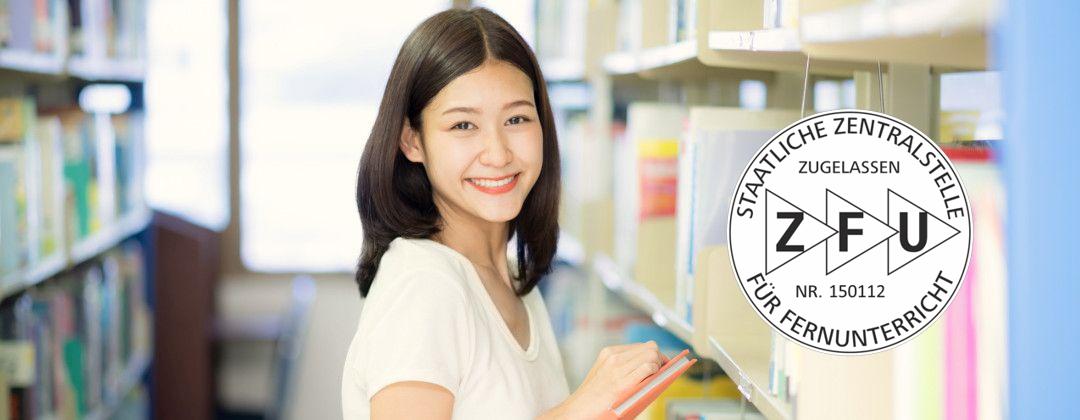 Fernkurs Abitur - zugelassen von der Staatlichen Zulassungsstelle für Fernunterricht